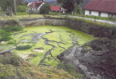 Rekonstrukce rybníků