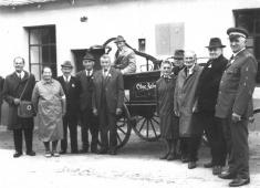 Hasičský sbor ve fotografiích